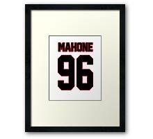 Mahone '96 Framed Print