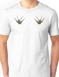 Swallows  Unisex T-Shirt