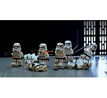 Guardians of the Death Star Photographic Print