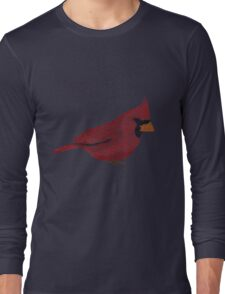 Cardinal of Remembrance Long Sleeve T-Shirt