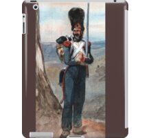 Bonapart  Imperial Guard iPad Case/Skin
