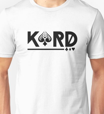 Kard - Korean Pop Group Unisex T-Shirt
