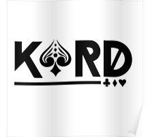 Kard - Korean Pop Group Poster