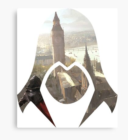 Assassin's Creed London (Evie) Canvas Print