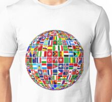 One World Unisex T-Shirt