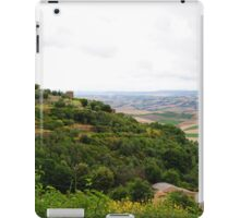 Clouds over Tuscany iPad Case/Skin