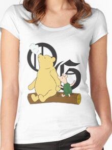 100 Acres of O.G Women's Fitted Scoop T-Shirt