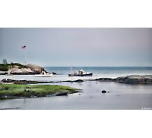 Harbor de Grace Photographic Print