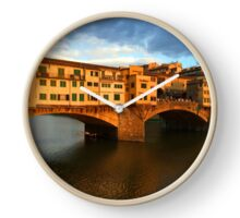 Ponte Vecchio Clock