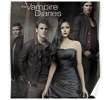 The Vampire Diaries Cover Poster