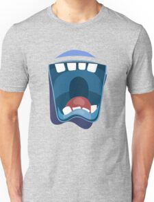 Laughing Mouth Unisex T-Shirt