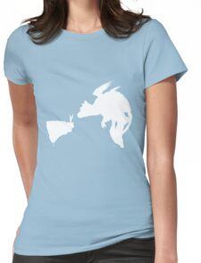 Last Guardian Womens Fitted T-Shirt