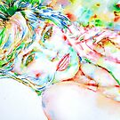 WATERCOLOR LADY by lautir