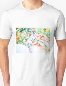 WATERCOLOR LADY T-Shirt