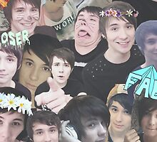 danisnotonfire collage by literallystick