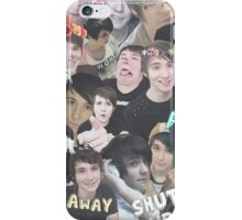 danisnotonfire collage iPhone Case/Skin