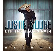 Justin Moore tour date time 2016 fd1 Photographic Print