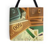 Monopoly Empire Tote Bag