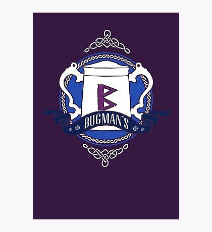 Bugman's Brewery Photographic Print