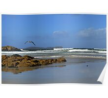 Anagry Beach, Co Donegal. 1 Poster