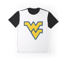 West Virginia Mountaineers Men's Basketball tour date time 2016 fd1 Graphic T-Shirt