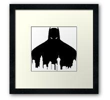 DC Comics - Batman Framed Print