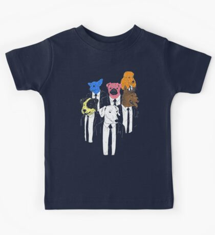 Real Reservoir Dogs Kids Clothes