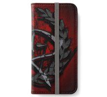 scythes logo iPhone Wallet/Case/Skin
