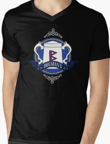 Bugman's Brewery Mens V-Neck T-Shirt