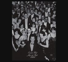 Overlook Hotel July 4th Ball 1921 by Epic Problem
