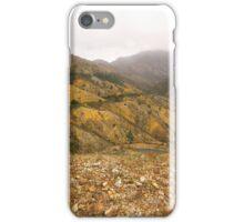 Lunar Landscape , Queenstown , Tasmania iPhone Case/Skin