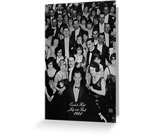 Overlook Hotel July 4th Ball 1921 Greeting Card
