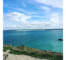 St Ives-Cornwall Photographic Print