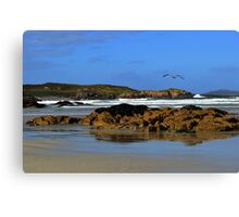 Anagry Beach, Co. Donegal. 2 Canvas Print