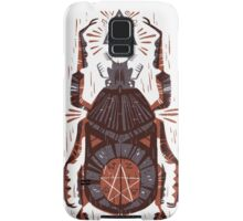 All Seeing Eye - Beetle One - Red Samsung Galaxy Case/Skin