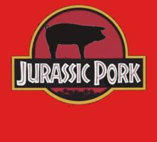 Jurassic Pork Kids Clothes