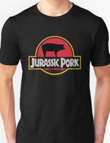 Jurassic Pork Unisex T-Shirt
