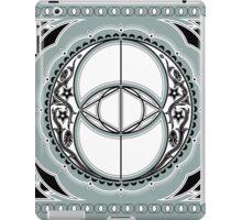 SACRED GEOMETRY - VESICA PISCIS - FLOWER OF LIFE - CHALICE WELL - SPIRITUALITY iPad Case/Skin