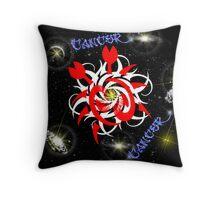Cancer - Astrology Sign Throw Pillow
