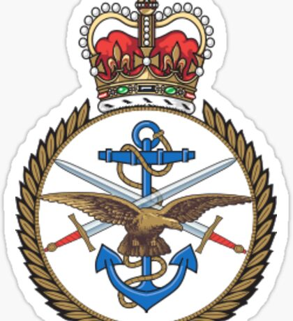 British Armed Forces Sticker