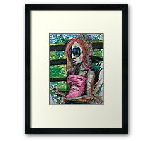 Self-Portrait 2010 Framed Print