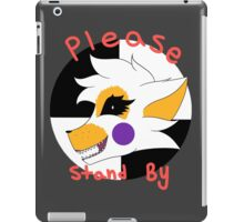 Please stand by -Lolbit- l Sister Location iPad Case/Skin