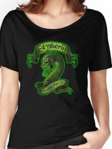Slytherin Potentia Women's Relaxed Fit T-Shirt