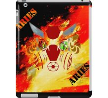 Aries - Astrology Sign iPad Case/Skin