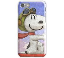 Snoopy love, snopy and friends iPhone Case/Skin