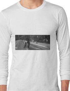 just keep living.  Long Sleeve T-Shirt