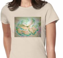 A Flower for Algernon Womens Fitted T-Shirt