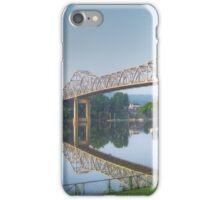 Reflected Bridge iPhone Case/Skin