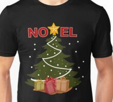 Ugly Lighted Christmas Tree  Unisex T-Shirt