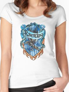 Ravenclaw Women's Fitted Scoop T-Shirt